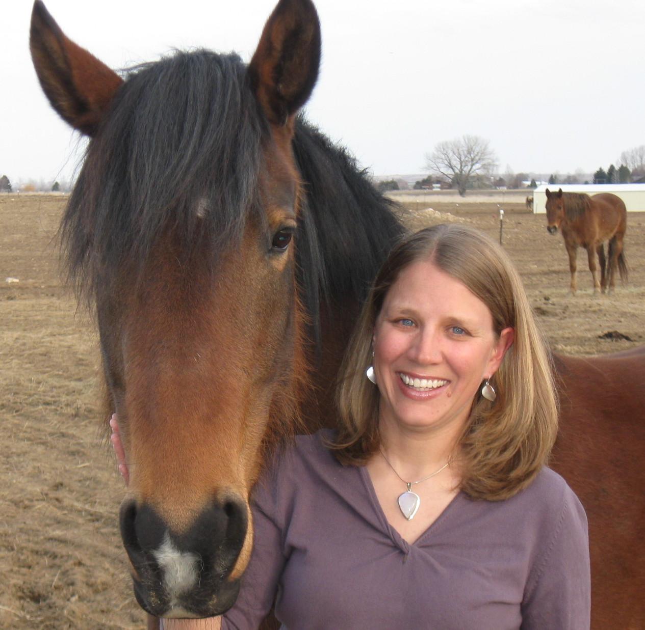 Stacey & Cherokee Portrait